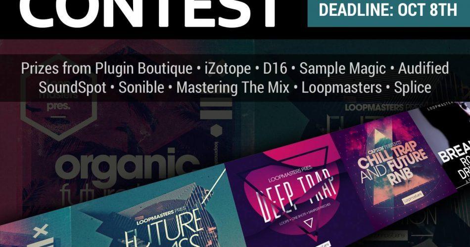Rekkerd Sample Remix Contest