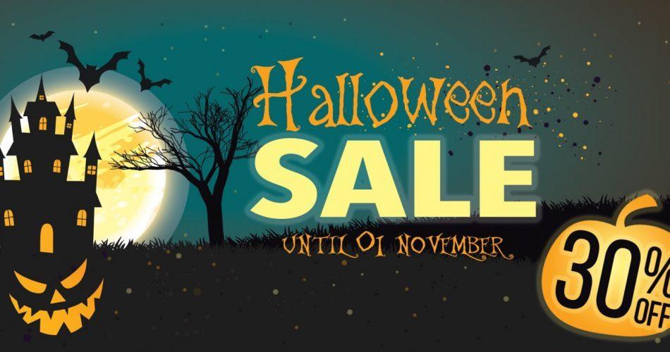 Reveal Sound Halloween Sale 2017