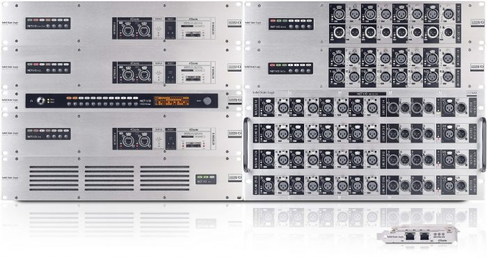 SSL Network I O Range