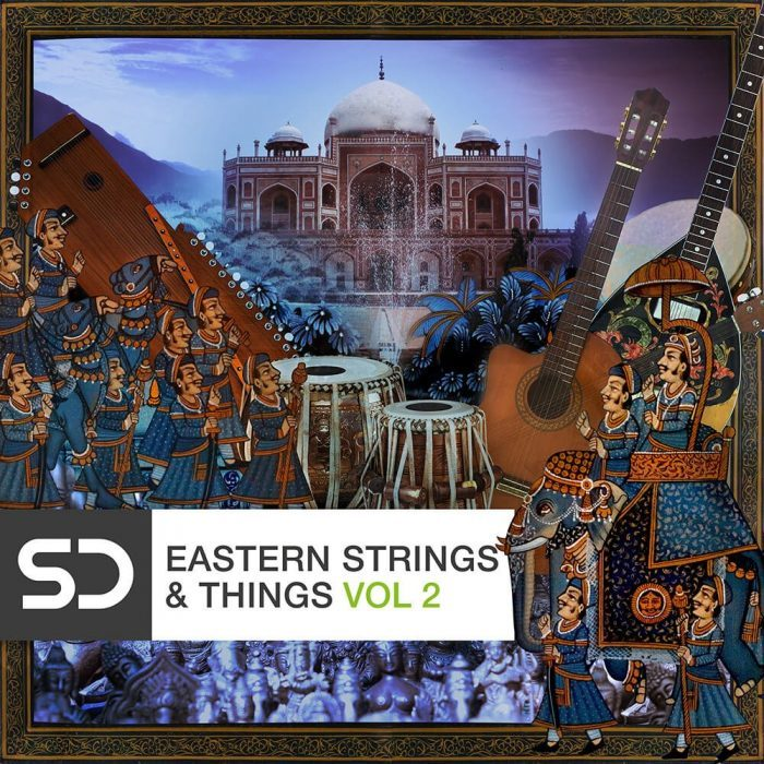 Sample Diggers Eastern Strings & Things Vol 2