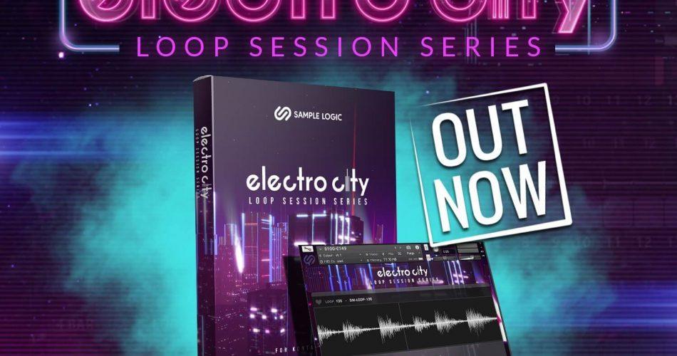 Sample Logic Electro City Loop Session Series
