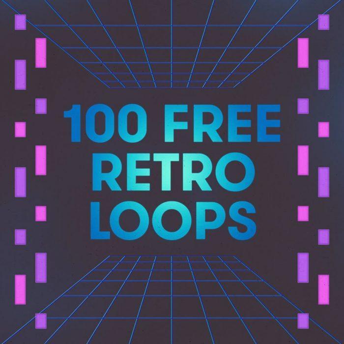 Sample Magic 100 Free Retro Loops