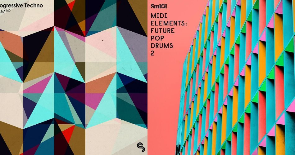 Sample Magic Progressive Techno & Future Pop Drums 2