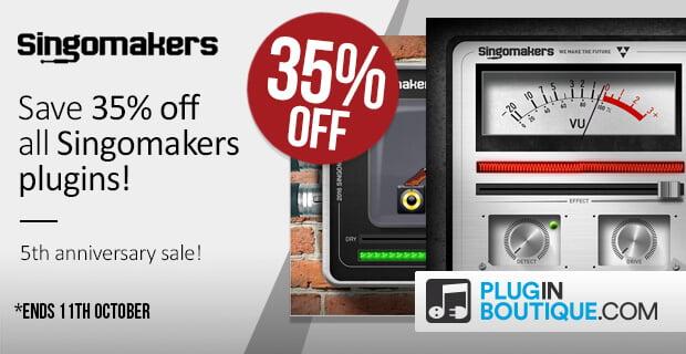 Singomakers 5th anniversary sale