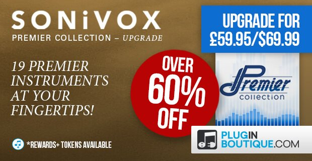 Sonivox Premier Collection Upgrade