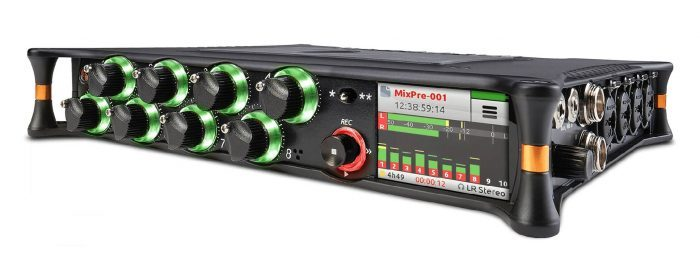 Sound Devices MixPre-10T