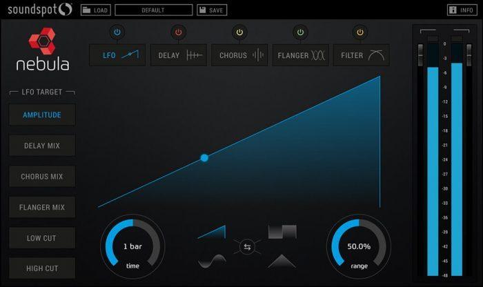 SoundSpot Nebula LFO
