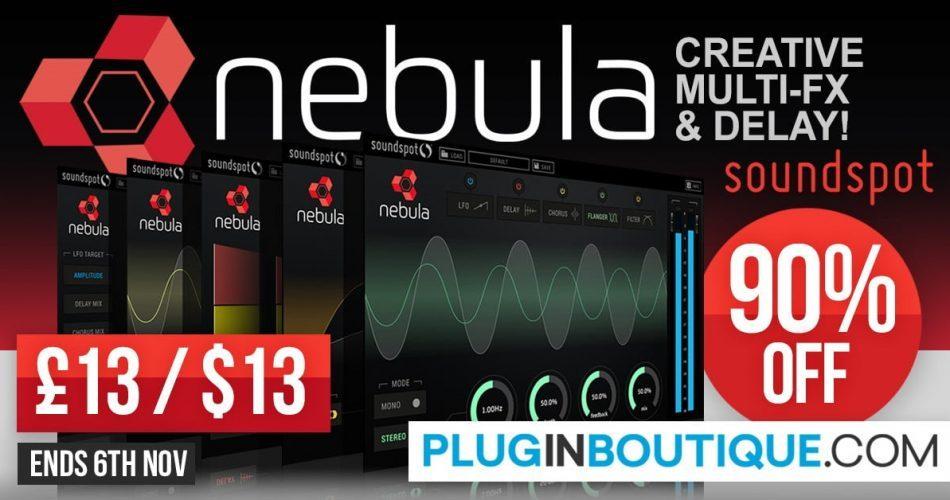 SoundSpot Nebula sale