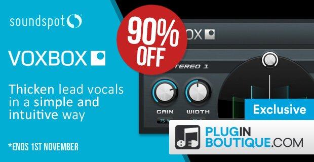 SoundSpot VOXBOX 90 OFF