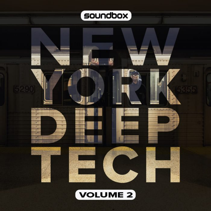 Soundbox New York Deep Tech Vol 2