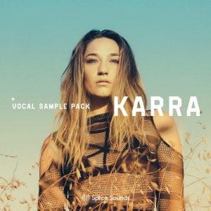 Splice Sounds Karra Vocal Sample Pack