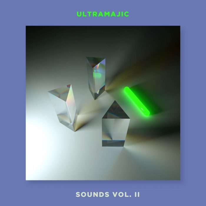 Splice Sounds Ultramajic Sounds Vol. 2