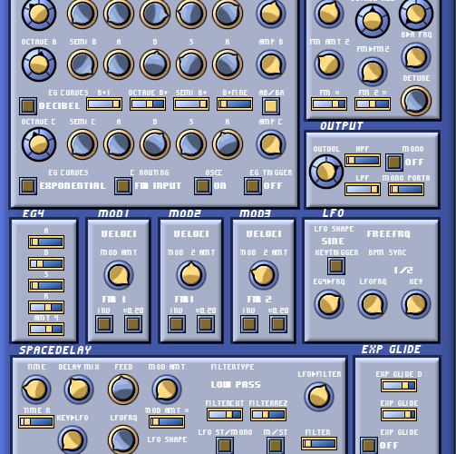 Stardust Audio MObells
