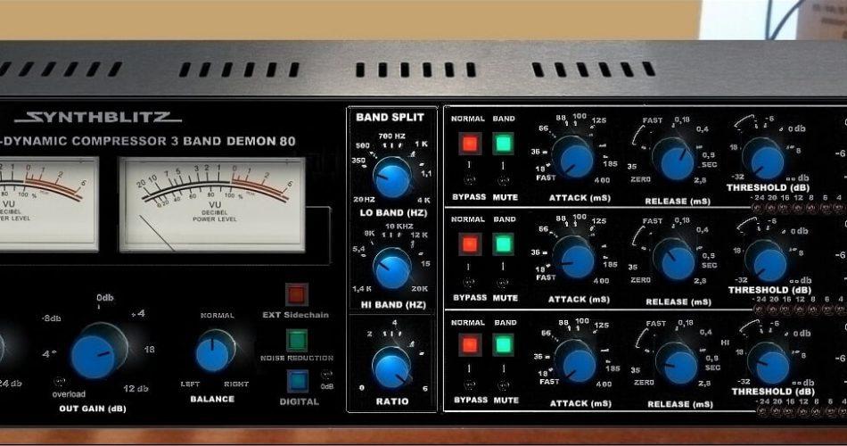 Synthblitz Demon 80