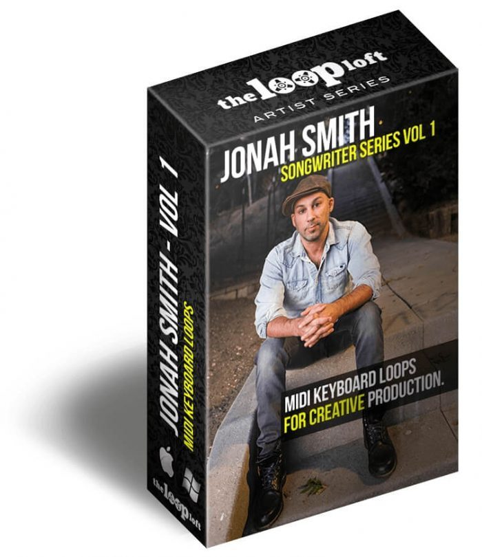 The Loop Loft Jonah Smith MIDI Keyboard Loops