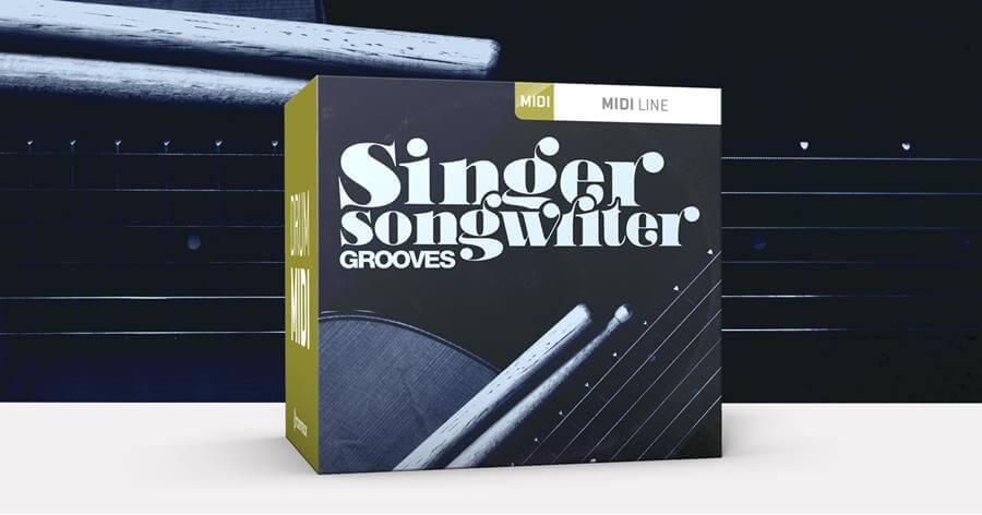 Toontrack Singer Songwriter Grooves
