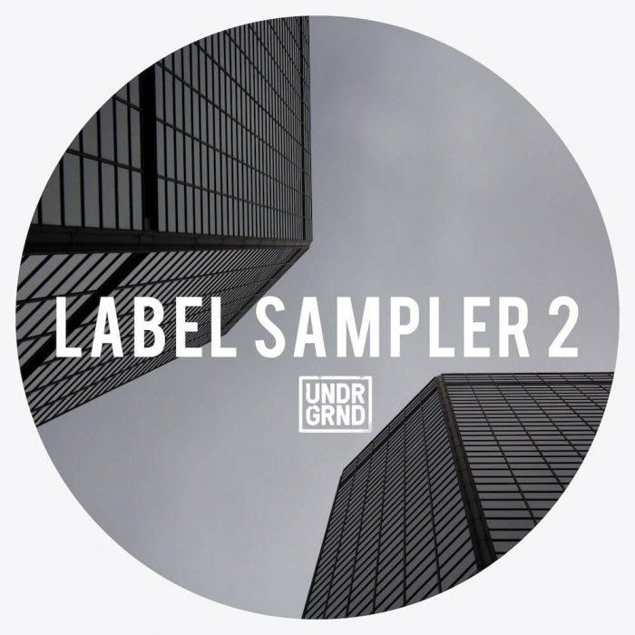 UNDRGRND Sounds Label Sampler 2