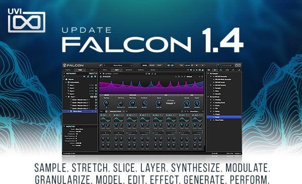 UVI Falcon 1.4