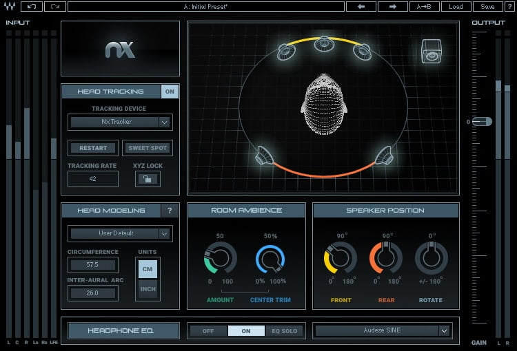 Waves B360 Ambisonics Encoder, Nx Ambisonics & 360