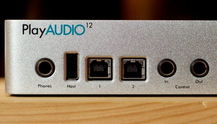 iConnectivity PlayAUDIO12 front