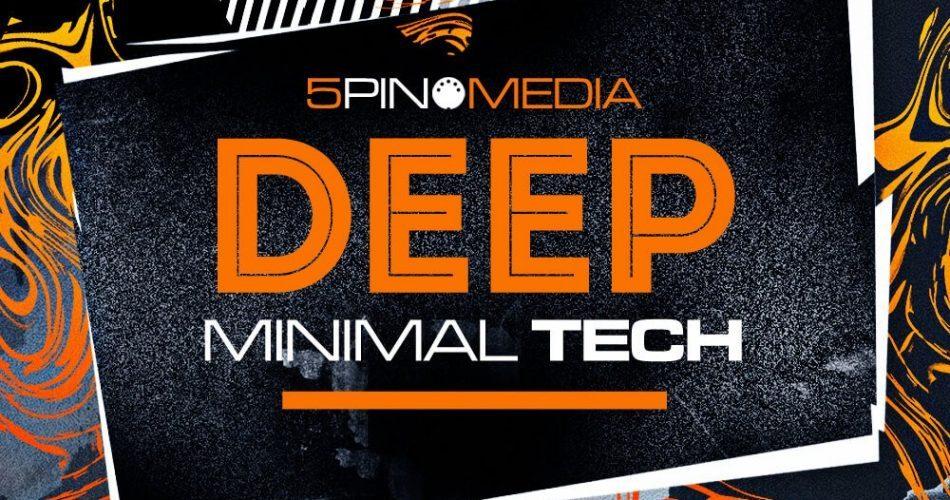 5Pin Media Deep Minimal Tech