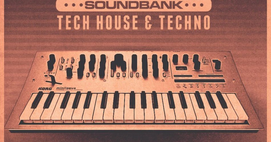 5Pin Media Tech House & Techno for Korg Minilogue