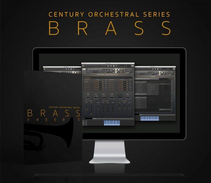 8Dio Century Brass