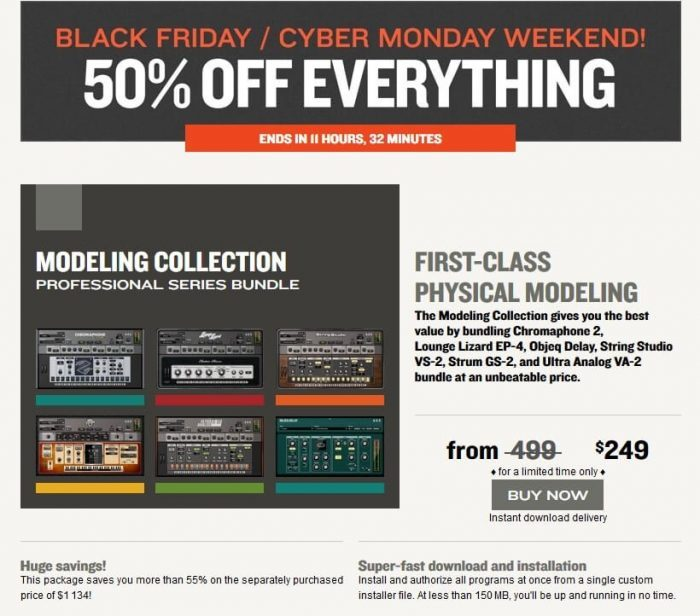 AAS Cyber Monday 2017