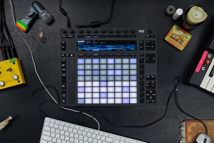 Ableton Live 10 Push