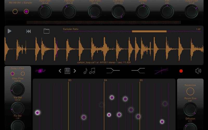 Amazing Noises Gliderverb