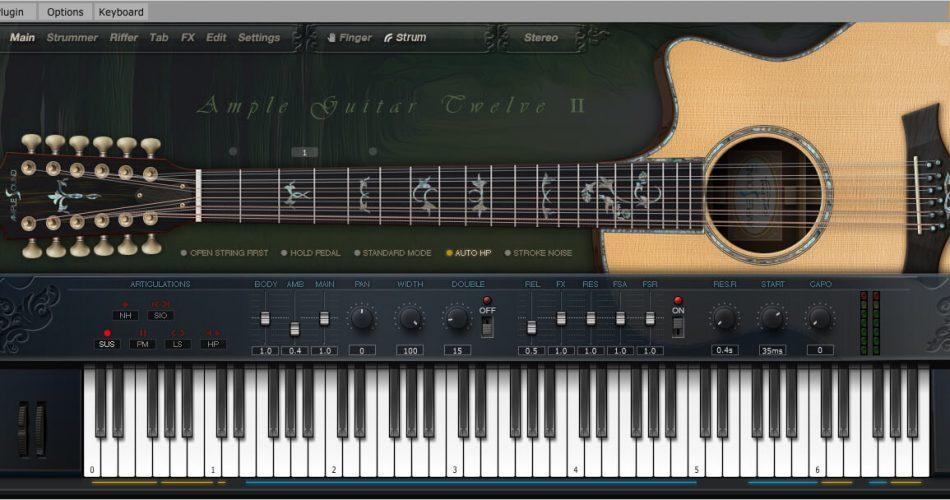 Ample Sound Ample Guitar 12 v2