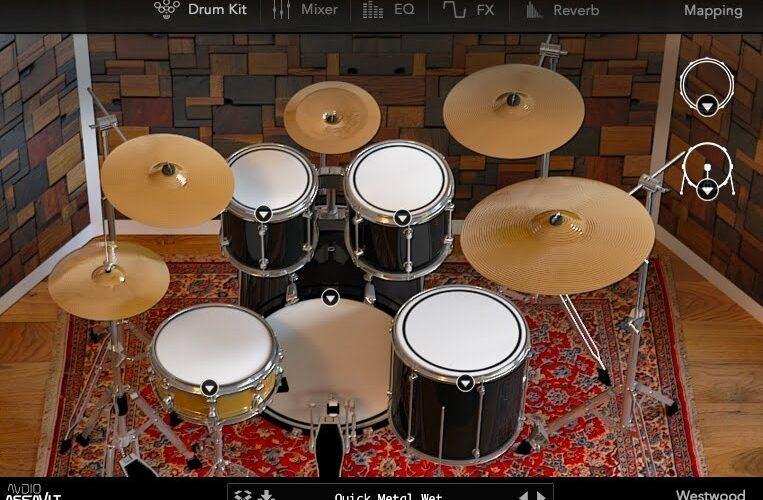Audio Assault Westwood Drums