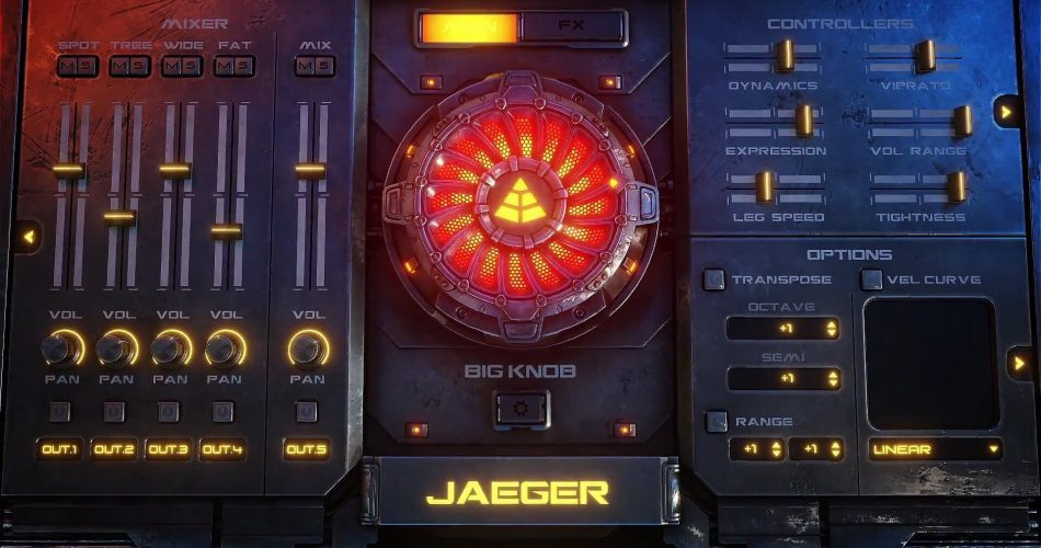 Audio Imperia Jaeger teaser