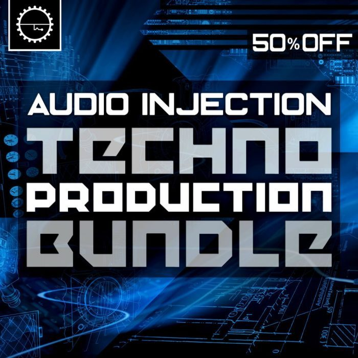 Audio Injection Techno Production Bundle