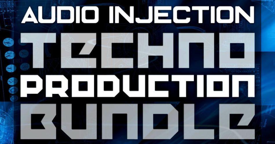 Audio Injection Techno Production Bundle