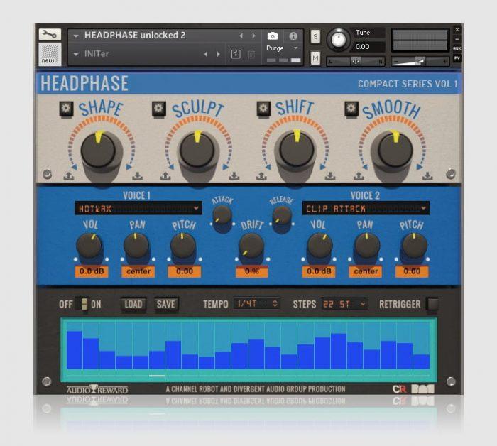 Audio Reward Headphase