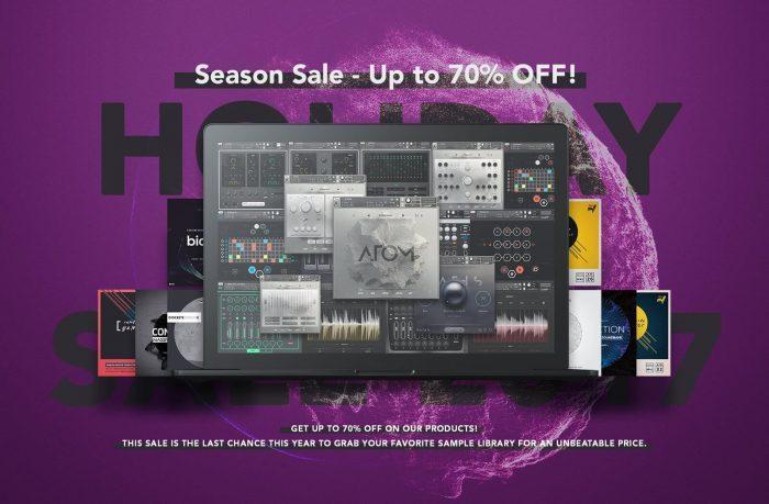 Audiomodern Season Sale