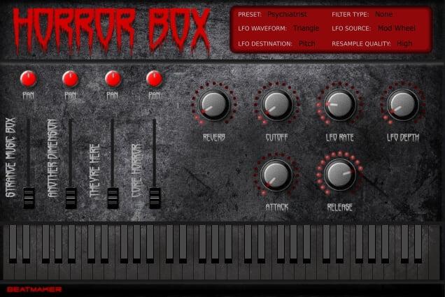 BeatMaker Horror Box