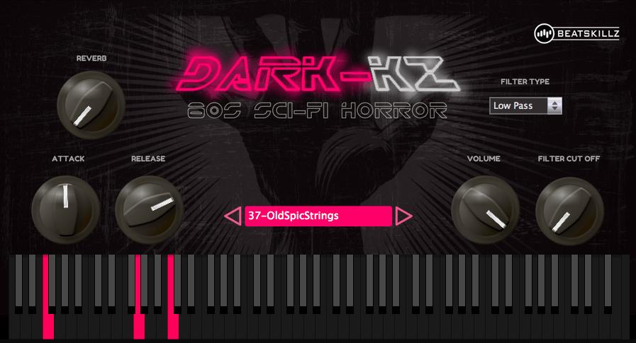 Beatskillz Dark-KZ