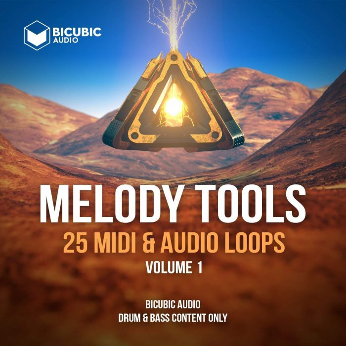 Bicubic Audio Melody Tools Vol 1