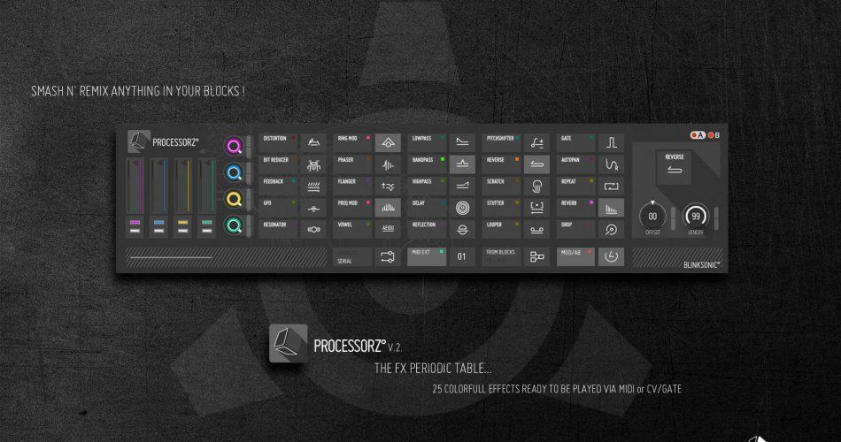 Blinksonic processorz v2 feat
