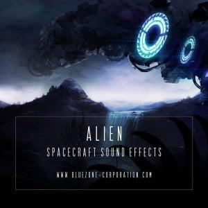 Bluezone Alien Spacecraft Sound Effects