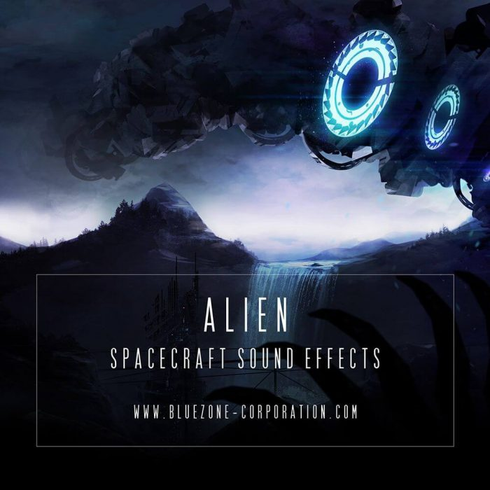 Bluezone Alien Spacecraft Sound Effects