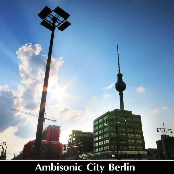 Detunized Ambisonic City Berlin