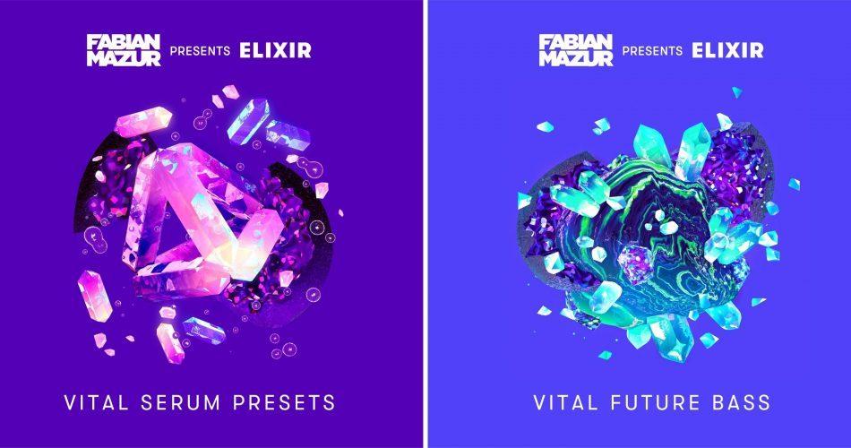 Fabian Mazur Elixir Vital Serum Presets & Future Bass