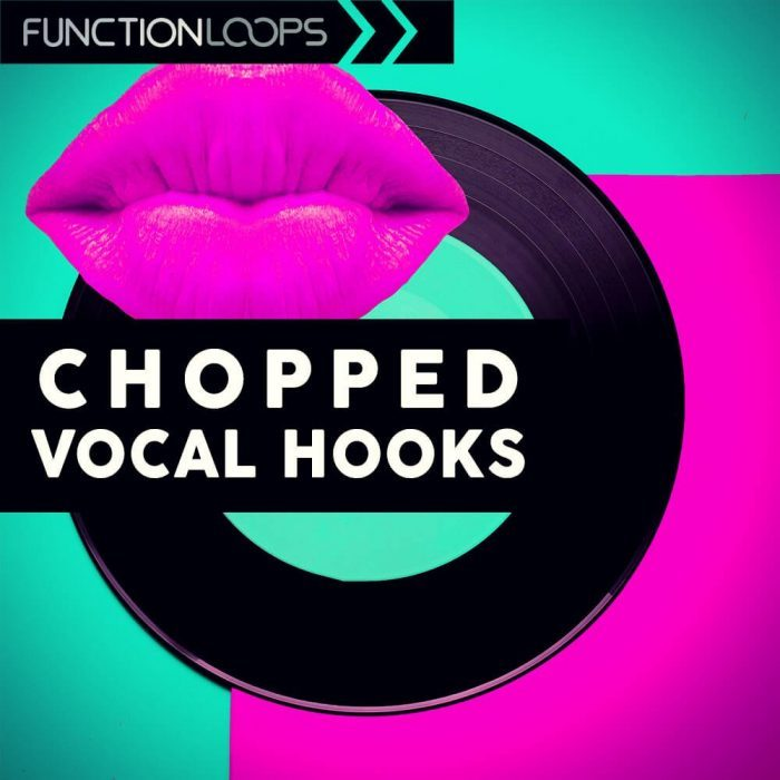 Function Loops   Chopped Vocal Hooks