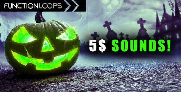 Function Loops Halloween Sales