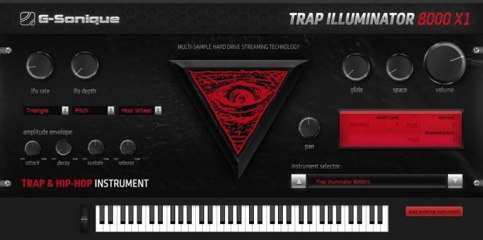 G-Sonique Trap Illuminator 8000X1