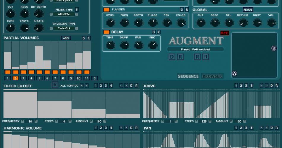 Homegrown Sounds Augment
