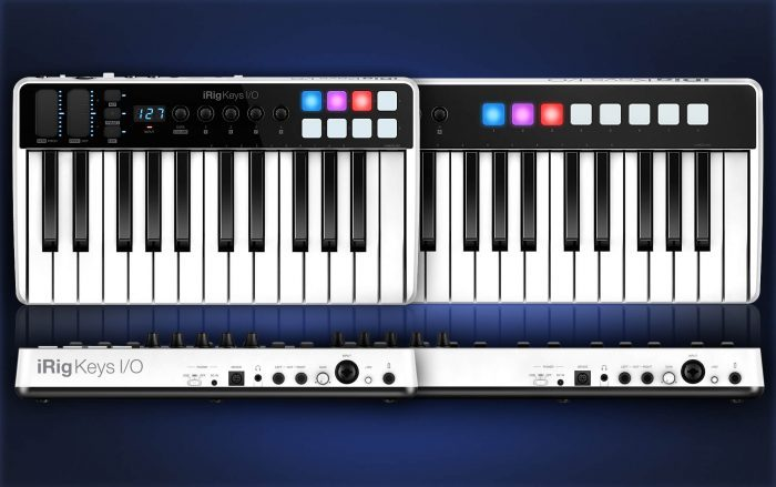 IK Multimedia iRig Keys IO